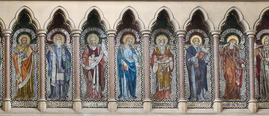 All Saints Church, Reading. Photo: Dave Hutchins